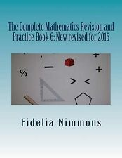 The Complete Mathematics Revision Practice Book 6 New Revised for 2015 Answers b
