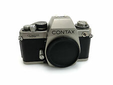 Contax S2 Titanium Body 60 years #7538 lp049