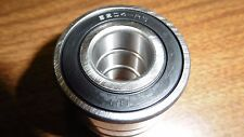 QTY # 1 - Bh 6204-2RS rubber sealed bearing