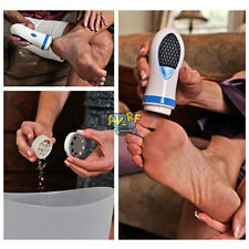 Electronic Foot Exfoliating Scrub Cuticle Callus Remover Nail Pedicure DIY Tool