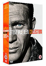 Steve McQueen Collection - The Great Escape/The Magnificent Seven/The Thomas Cro