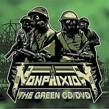The Green CD/DVD  Non-Phixion Uncle Howie Records NECRO ILL BILL SABAC GORETEX
