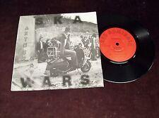 "ARTHUR KAY ""SKA WARS"" 7"" 45 PS 1ST PRESS RED ADMIRAL UK 1979 THE ORIGINALS PUNK"