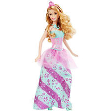 Mattel Barbie Fairytale Princess Candy Fashion Doll