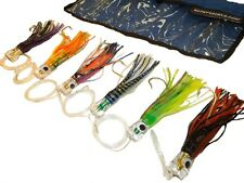 Billfish Annihilators - 6 Piece Rigged Saltwater Fishing Lures by Eat My Tackle