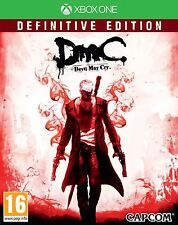 DmC Devil May Cry Definitive Edition | Xbox One Video Game NEW
