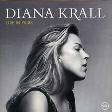 Live In Paris - Diana Krall CD VERVE