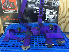 Schroth Racing Harness Seat Belt for Toyota Landcruiser 4 point Safety System