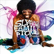 NEW Higher! [8/27] by Sly & The Family Stone CD (CD) Free P&H