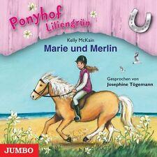 Ponyhof Liliengrün Marie und Merlin - Hörbuch