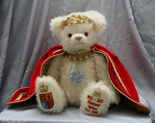 Hermann Coburg nounours the queen's Diamond Jubilee Bear