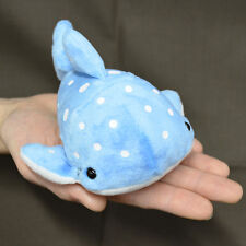 Munumum Plush Whale Shark (The Ultimate Simplification) Medium