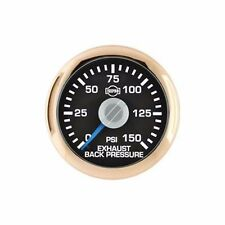 FITS FORD DODGE CHEVY AND MORE ISSPRO 66 EV2 EXAUST BACK PRESSURE GAUGE..