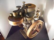 """Fairbanks Morse Water Cooled Vertical Model Engine 7"""" Flywheels"""