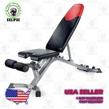 Adjustable Bowflex Bench 3.1
