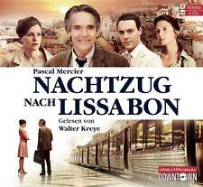 Mercier, Pascal - Nachtzug nach Lissabon (Filmausgabe): : 6 CDs