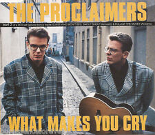 THE PROCLAIMERS - What Makes You Cry (UK 4 Tk CD Single Pt 2)