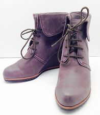 Womens BIALA Violet Wedges / Ankle Boots Sz. 9 M