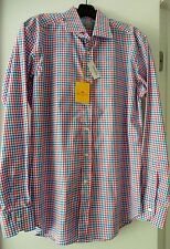 Etro Men's NWT Multi Checked Long Sleeve Shirt Size M / 40 Neiman Marcus $295
