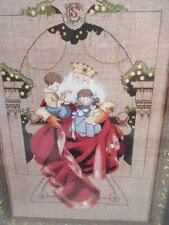 Mirabilia CHRISTMAS WISHES Counted Cross Stitch Chart