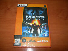 MASS EFFECT PC VALUE GAMES (ED. ESPAÑOLA PRECINTADO)