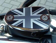 Triumph bonneville t120 + Black, thruxton sans r liquide de frein couvercle alu