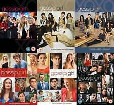 Gossip Girl Complete Collection Series Season 1 2 3 4 5 6 All Episode New UK DVD