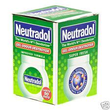 3 x Neutradol Gel Odour Destroyer Super Fresh