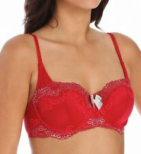 DKNY Womens Candy Apple Seductive Lights Balconette Bra 452174 Size 36C New!