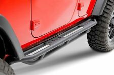 Smittybilt SRC Tube Rock Armor Side Step SRC 07-16 JEEP WRANGLER JK 4 Door 76634