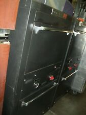 BAKERY/RESTAURANT GAS OVEN, DOUBLE STACK, SHELVES, COMMERCIAL,900 ITEMS ON E BAY