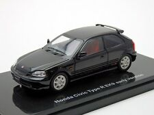 EBBRO 44836 1:43 Honda Civic Type-R EK9 early version Black