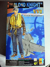 "Dragon 12"" Action Figure German Luftwaffe Pilot Erich Hartmann The Blonde Knight"