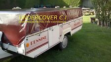 PENNINE PULLMAN 1990-1995 TRAILER TENT/ FOLDING CAMPER COVER. HAND MADE