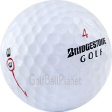 50 AAA+ Bridgestone E6 Used Golf Balls + Free Tees