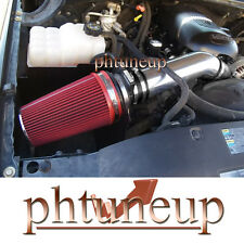 1996-2006 GMC SIERRA YUKON XL DENALI 1500 2500 HD 4.8L 5.3L 6.0L AIR INTAKE KIT