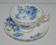 Beautiful  Rare Vintage Hammersley Fine China Tea Cup And Saucer