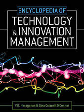 Encyclopedia of Technology and Innovation Management, V. K. Narayanan
