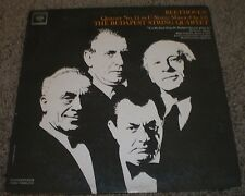 Beethoven Quartet No 14 Budapest String Quartet~Columbia Masterworks 2-Eye Label