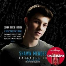 Shawn Mendes - Handwritten Revisted - Target Exclusive CD NEW