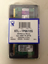 Kingston 2GB KTL-TP667/2G DDR2-667