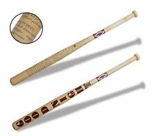 Harley Quinn Suicide Squad Wooden Baseball bat Halloween Cosplay Batman Comics1