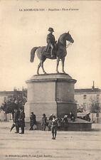 LA ROCHE-SUR-YON statue napoléon Ier place d'armes photo flilodeau