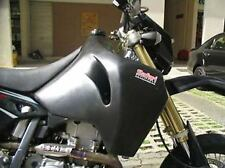 Suzuki DRZ400 S DRZ400S Safari 17L Long Range Fuel Tank Petrol Gas Black