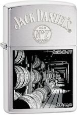 Zippo Catalog Jack Daniel's Daniels Lynchburg Series 6 Limited Edition 29178