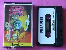 COMMODORE 16 C16 / PLUS 4-illusione PIZZA Pete 1985