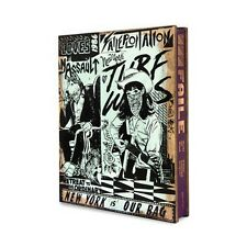 Faile FAILE: Works On Wood Berlin Edition Book Ed 100  Hand Painted Slipcase