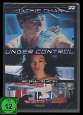 DVD UNDER CONTROL - GET READY FOR ACTION - JACKIE CHAN *** NEU ***