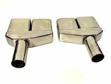 70 71 72 73 74 CHALLENGER STAINLESS STEEL EXHAUST TIPS 1970 1971 1972 1972 1974