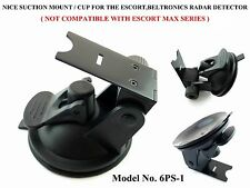 1 Nice Super Grip Suction Cup / Mount For The Beltronics & Escort Passport Radar